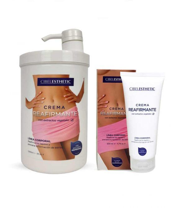 Crema Reafirmante Cibelesthetic - 200ml / 1000ml