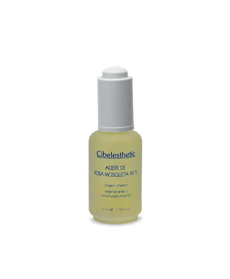 aceite rosa mosqueta ideal para regenerar la piel, cicatrizante. cibelesthetic