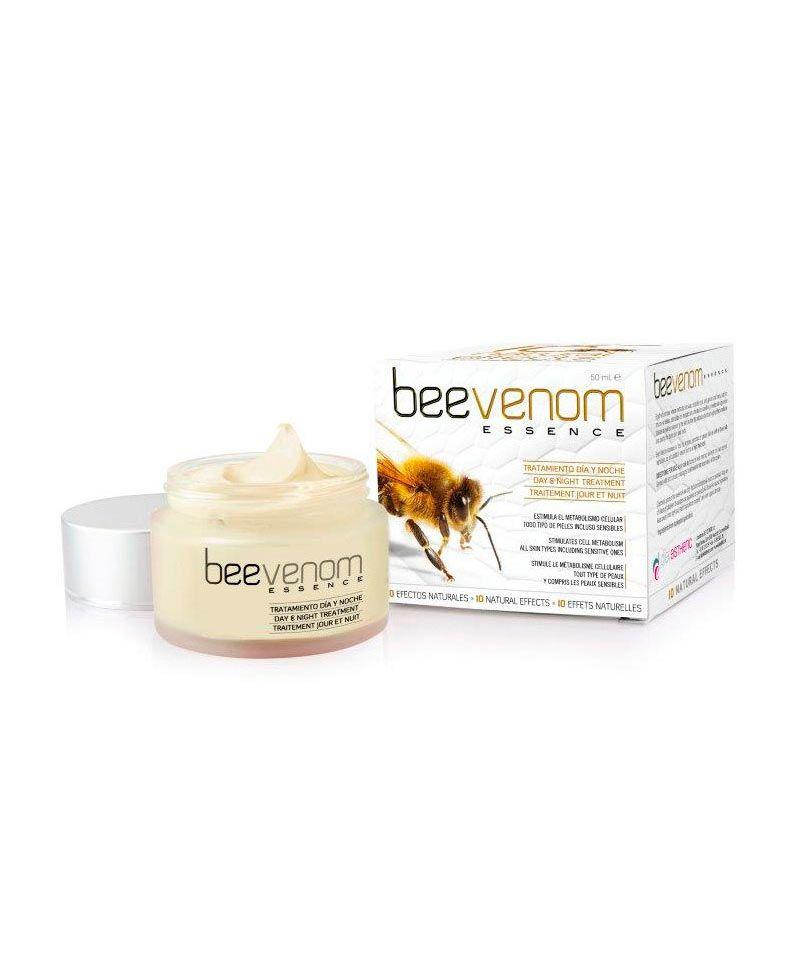 Crema rejuvenecedor a base de veneno de abeja