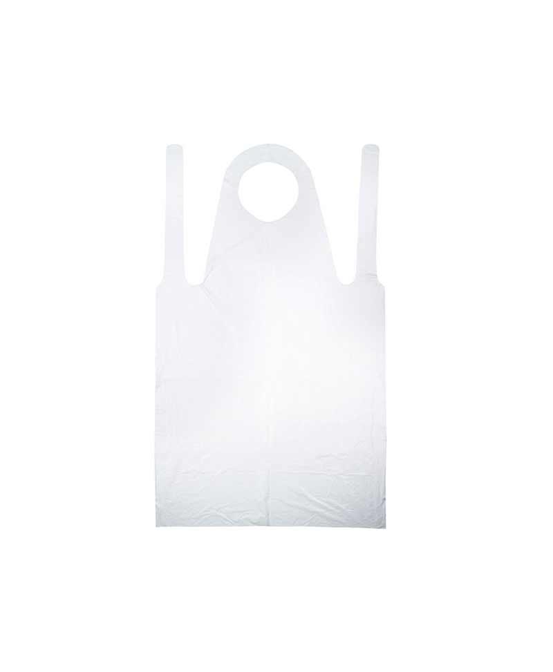Delantal de plástico -  Pack de 100 uds - Oferta 3+1