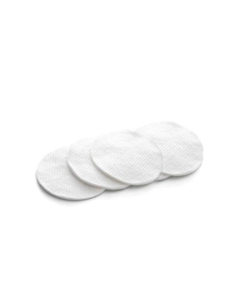 Discos de algodón desmaquillantes - 80 uds.