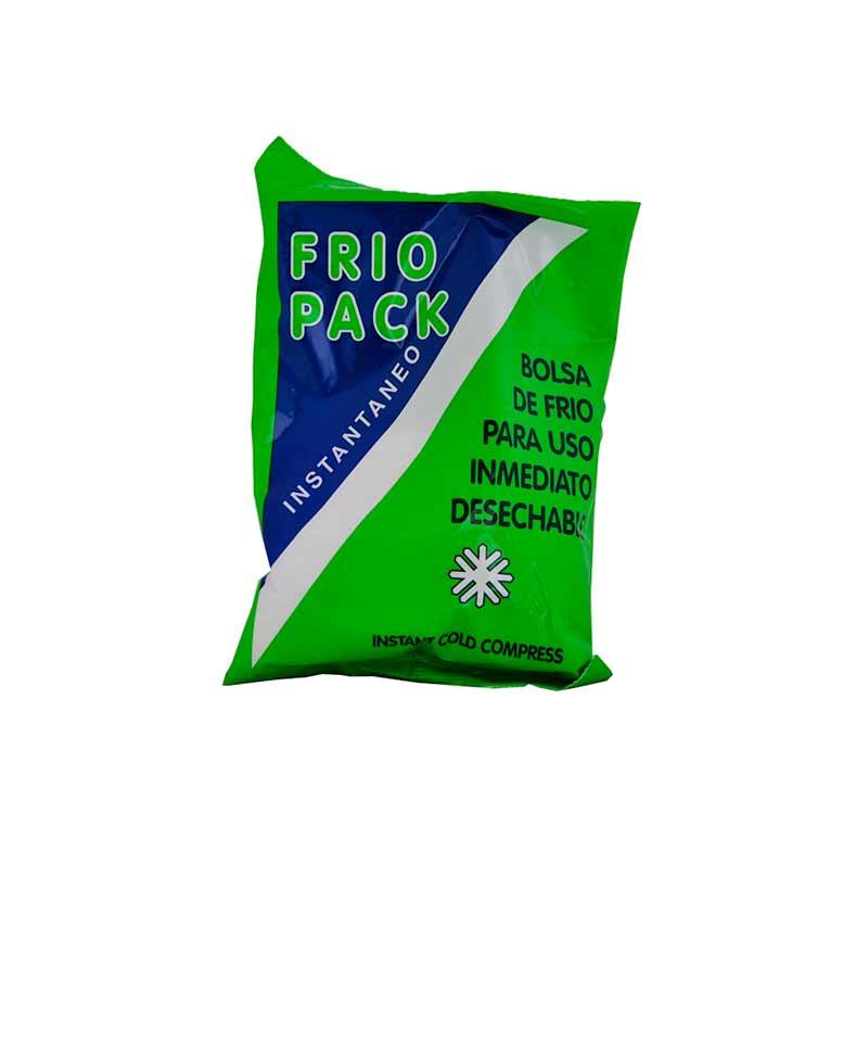 bolsa de hielo desechable para uso inmediato