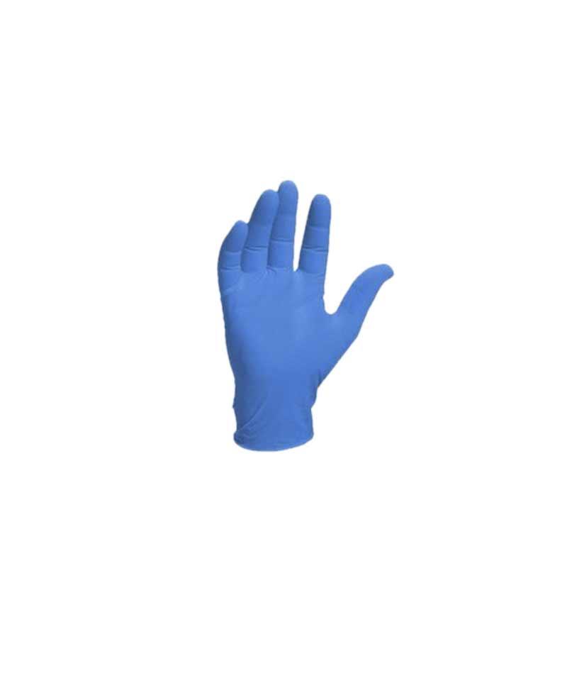 guantes desechables de vinilo