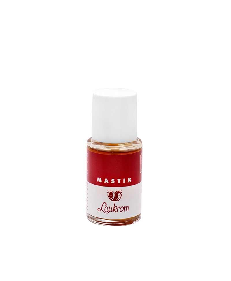 Adhesivo a base de resinas naturales para la colocación de prótesis de piel artificial, pasta moldeable dermogum ref 39.1 así como para cualquier postizo de pelo (pelucas, bigotes, cejas).