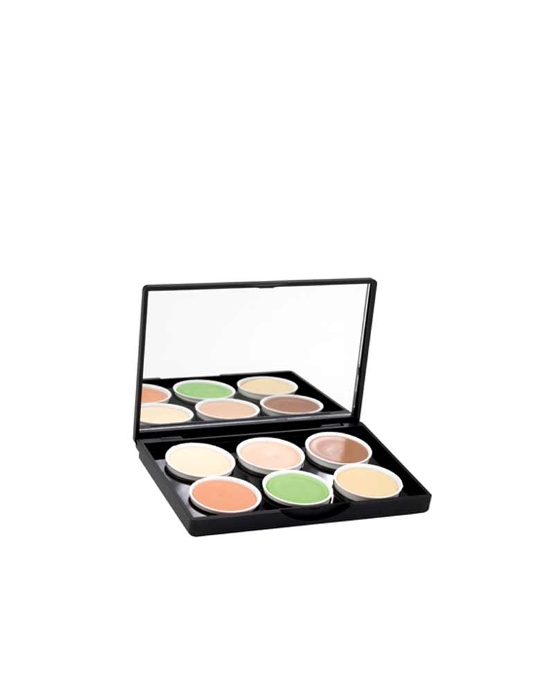 Paleta de Maquillaje Stage Line de 6 colores.