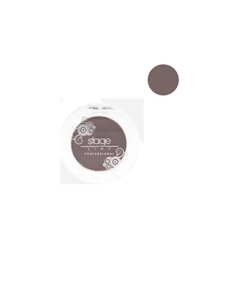 Sombra de ojos altamente pigmentada y cubriente. Intenso color, fácil difuminado, textura sedosa y alta duración. Ideal para maquillaje profesional