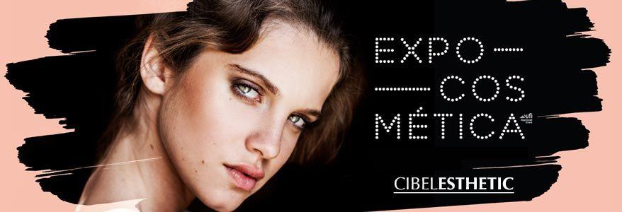 Cibelesthetic en Expocosmetica portugal