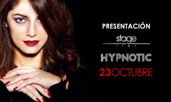 Presentación Stage Line - Hypnotic maquillaje profesional