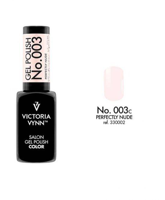 Gel Polish Victoria Vynn Color. Esmaltes híbridos fáciles de remover.
