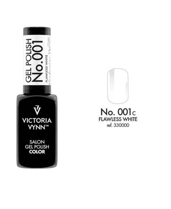 Gel Polish Victoria Vynn Color Flawless White (8ml)