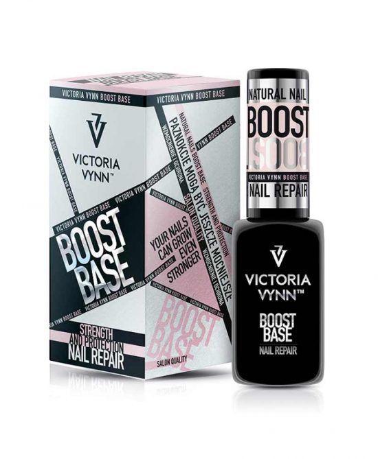 Boost Base Victoria Vynn - base híbrida uñas fragiles