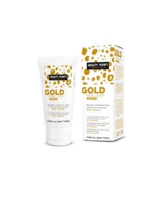Mascarilla Peel Off Gold Dietesthetic