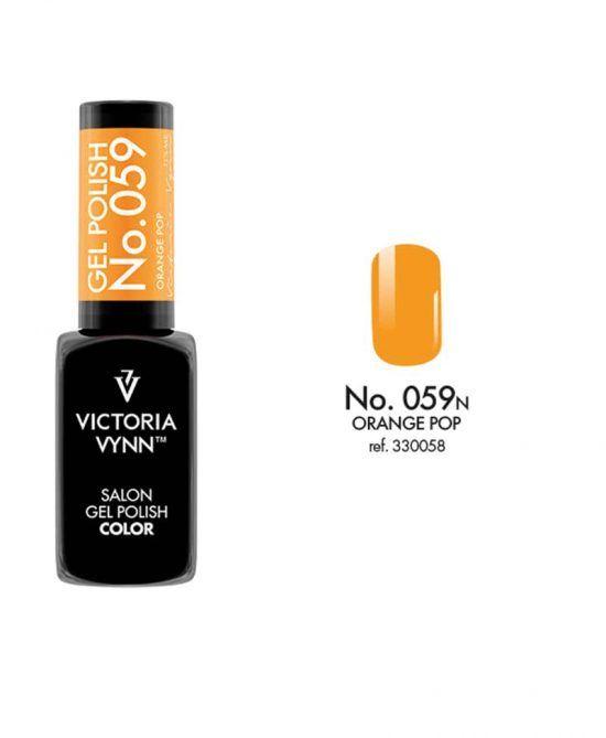 Gel Polish Victoria Vynn Color. Esmaltes híbridos fáciles de remover.Más de 100 colores: esmaltes clásicos, perlados, brillantes, pasteles, neón y semi – transparentes.