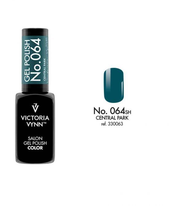 Gel Polish Victoria Vynn Color. Esmaltes híbridos fáciles de remover. Más de 100 colores: esmaltes clásicos, perlados, brillantes, pasteles, neón y semi – transparentes.