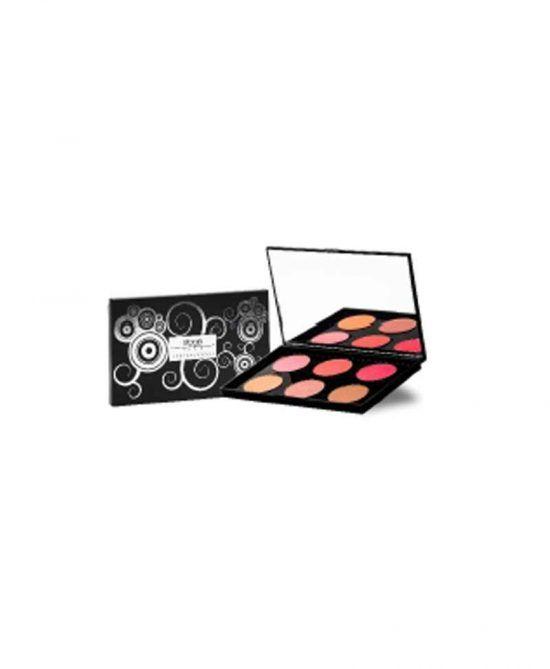 Velvet Blush Plus Palette Maquillaje de pómulos