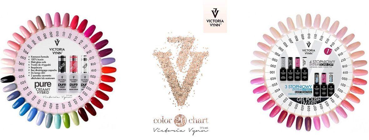 Carta colores_victoria vynn