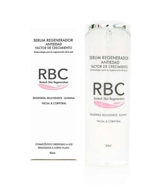 Serum RBC regenerador Facial